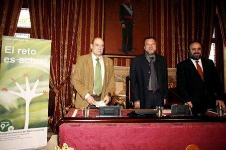 Presentación de la IX edición del Congreso Nacional de lMedioambiente