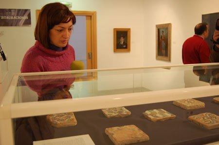 Ana Cuesta es la concejala de Cultura de Alcalá