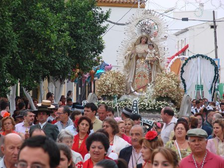 Romería del Torrijo de Valencina de la Concepción