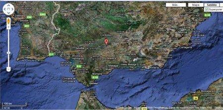 Ahora Google pretende mejorar este servicio aportando información cartográfica de Andalucía en sus buscadores
