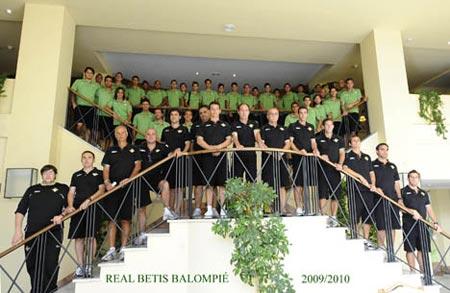 Los capitanes del Betis ya emitieron un comunicado hace unos días denunciando que