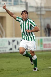 Pavone fue uno de los artífices en la victoria del pasado domingo en Albacete
