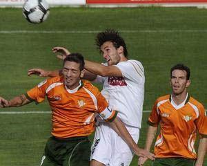 El Betis juega esta tarde ante el penúltimo clasificado de Segunda División