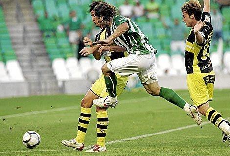 El Betis no pudo ganar en su feudo al Real Unión de Irún, tras una segunda parte decepcionante/Real Betis