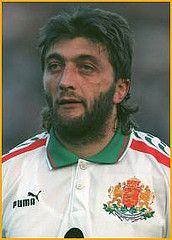 Ivanov está considerado uno de los jugadores más feos