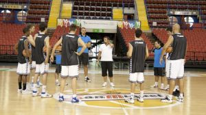 El Cajasol ha vuelto a los entrenamientos tras la derrota ante el Real Madrid