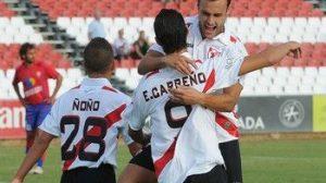 El equipo de David Rodríguez llega al partido tras la derrota en Melilla/SevillaFC