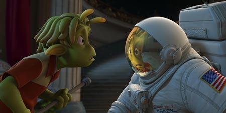El filme ha sido preseleccionado para optar al Oscar como mejor película de animación