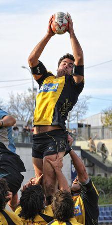 El Cajasol estuvo apunto de llevarse la victoria ante el Santboiana/Jordi Montraveta