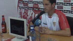 El entrenador sevillista espera mantenerse en los puestos altos de la clasificación/SevillaFC