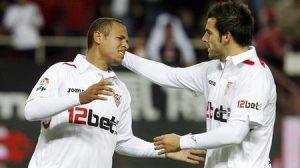El delantero brasileño se lesionó ante el Valladolid y estará dos o tres semanas de baja/Javier Barbacho.Reuters