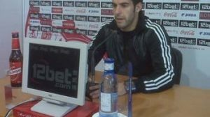 El delantero sevillista espera volver a la senda goleadora/SevillaFC