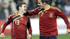 España parte como favorita junto a Brasil para ganar el Mundial de Sudáfrica de 2010