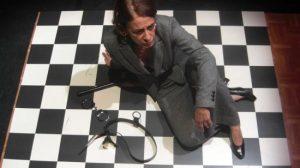 Imagen de 'Porno Casero' que se estrenó ayer en la Fundición