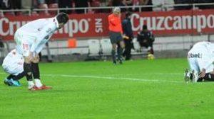 El resultado final deja cierta decepción en el Sánchez Pizjuán/SevillaFC