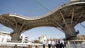 Las obras de Metropol Parasol no tienen fecha de finalización a día de hoy