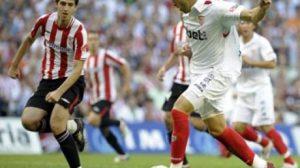 En el partido de la primera vuelta, el Sevilla goleó al Athletic (0-4)/SevillaCF