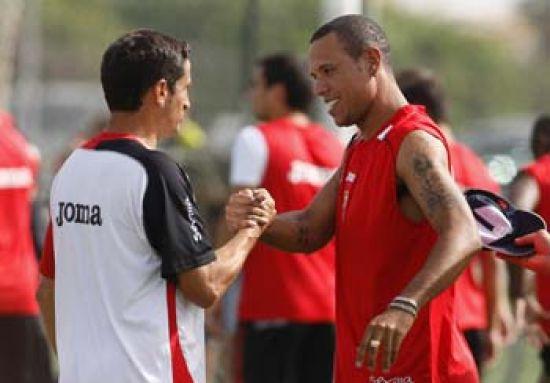 En Brasil le harán una nueva valoración de su lesión en el pectoral/SevillaCF