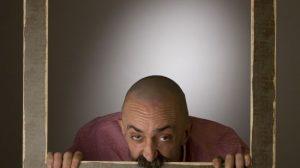 Santi Rodríguez es el único protagonista de 'A mi que me registren'