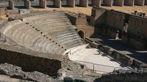 El teatro romano de Itálica se encuentra en Santiponce/Carlos M. González en Flikr