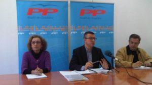 En rueda de prensa, el portavoz del PP ha asegurado que se presentarán una serie de alegaciones/PPAlcala.
