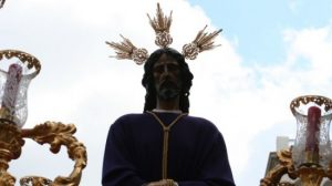 Jesús Cautivo. Santa Genoveva/Pasión en Sevilla