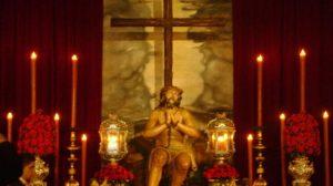 Besapiés en honor a Jesús de las Penas/JmLugardo