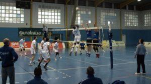 El Cajasol Voley tiene en casa una oportunida de oro para ascender a la Superliga/CajasolVoley