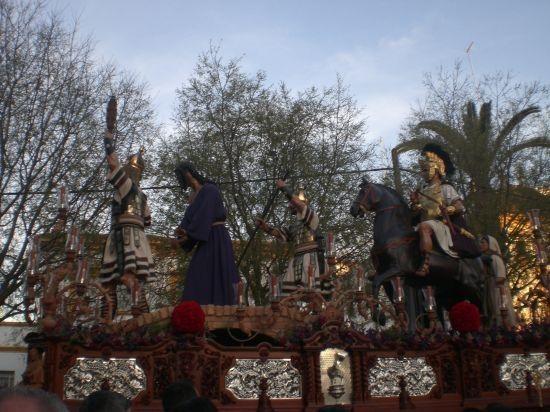 El misterio de la Milagrosa es el más grande de toda la Semana Santa de Sevilla/SA