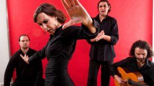 Darbas demuestra en su baile influencias del arte de torear/SA