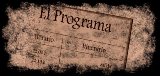 El Programa, espacio cofrade de Giralda TV