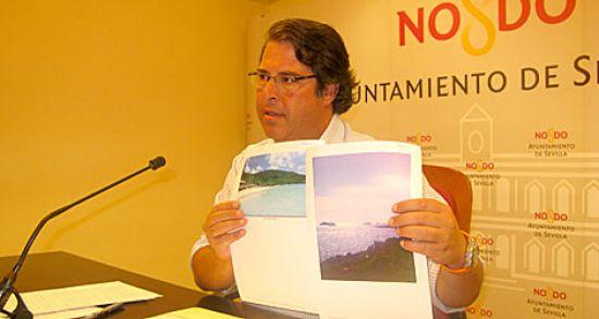 Serrano en una imagen de archivo/SA.