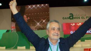 La de José Antonio Griñán fue la única candidatura presentada en el Congreso