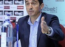Jiménez se despidió de la afición sevillista en una extensa rueda de prensa/marca.com
