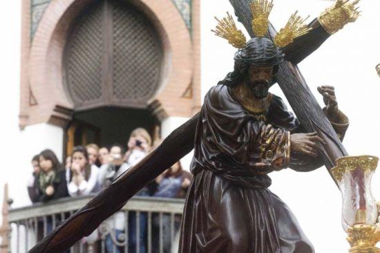 Nazareno de la Salud/ k. Angel.