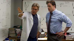Harrison Ford y Brendan Fraser trabajan codo con codo para buscar una solución a la enfermedad de sus hijos