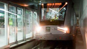 La línea 1 del metro en pleno funcionamiento/SA.