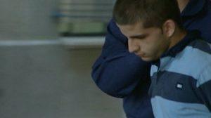 Miguel Carcaño en una imagen de su visita a los juzgados el 17 de marzo de 2009