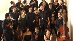 La Orquesta Barroca de Sevilla actuará en la inauguración del festival
