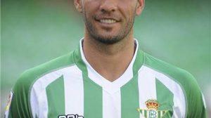 David Rivas confía en que la racha siga/Real Betis