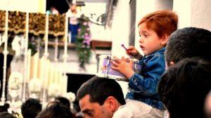 La Semana Santa de Marchena conserva originales matices de los cortejos del S. XIX