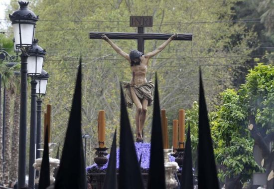 Cristo de los Estudiantes/J.A. Serrano