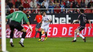 El Sevilla lo intentó de todas las maneras/sevillafc