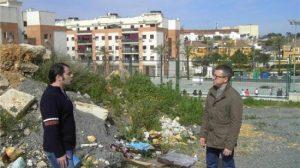 Javier Jiménez, portavoz del PP, ha solicitado al ayuntamiento soluciones al problema/PPAlcala.