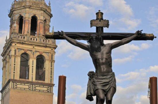 Cristo de Burgos/ Jesús Spinola