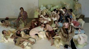 Jan lauwers peresenta 'The Deer House' en Teatro Central./Teatrocentral