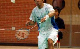 Ernesto Velázquez triunfó tanto en la modalidad individual como en la mixta/SA