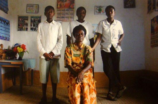 Christine Kamunani, superviviente del conflicto de Ruanda/Riccardo Gangale