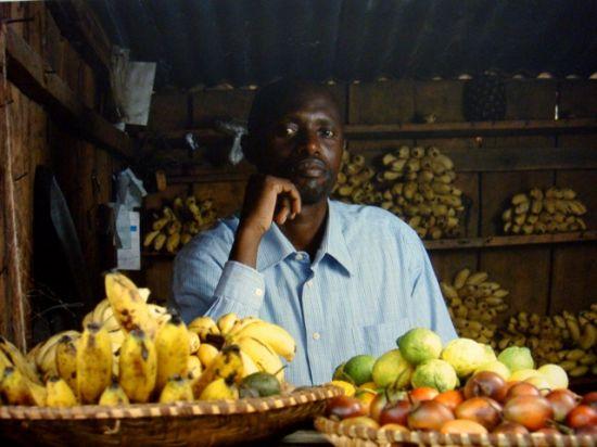 Ezra Munyaneza, superviviente del conflicto de Ruanda/Riccardo Gangale