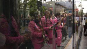Los integrantes de Fanfare Électrique tienen una gran experiencia en el mundo de la música / Alejandro Espadero